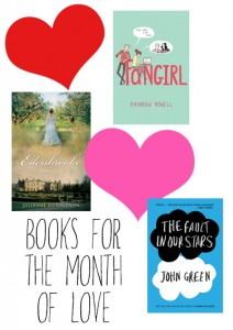 Books for the Month of Love