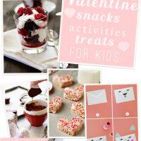 Valentine's Day Activity Round Up