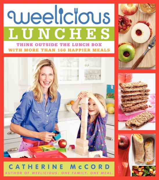 Weelicious Lunches Cookbook Giveaway