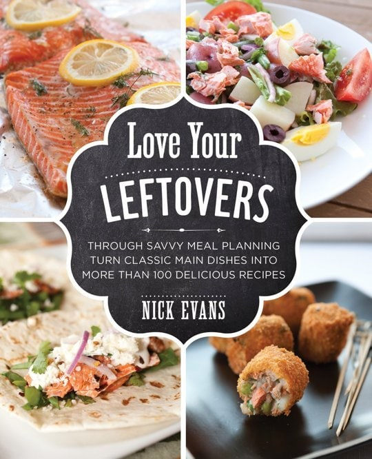 love your leftovers cookbook