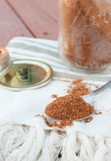 Spicy Taco Seasoning recipe 1