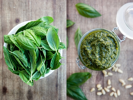 Vegan Basil Pesto – Good Life Eats