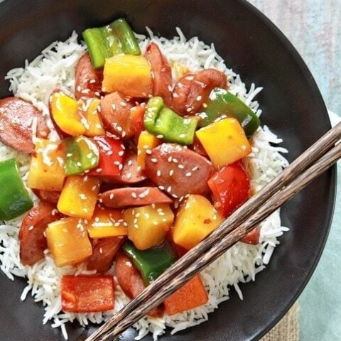 Sweet and Sour Sausage Recipe