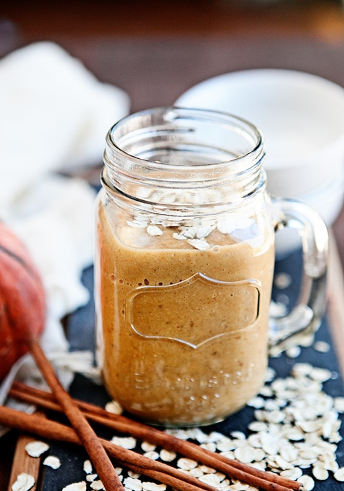 Pumpkin Oatmeal, Cooking, Healthy Smoothie, Oatmeal Smoothie, Pumpkin ...