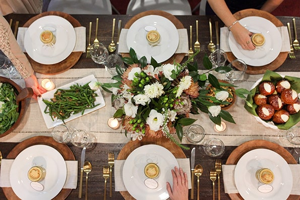 How to Host a Gratitude Dinner
