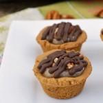 Pecan Pie Caramel Bites