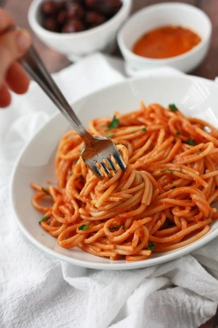 Simple and Spicy Arrabbiata Sauce