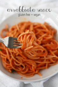 Arrabbiata Sauce (GF, Vegan)