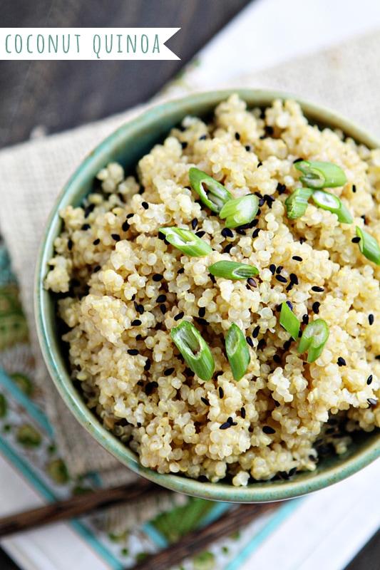 Easy Coconut Quinoa Recipe