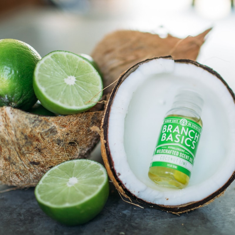 COCONUT LIME WILDCRAFTED SCENT OIL