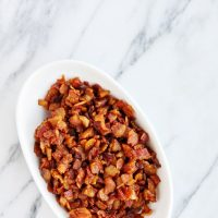 Perfect Homemade Bacon Bits