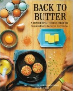 Back to Butter Cookbook