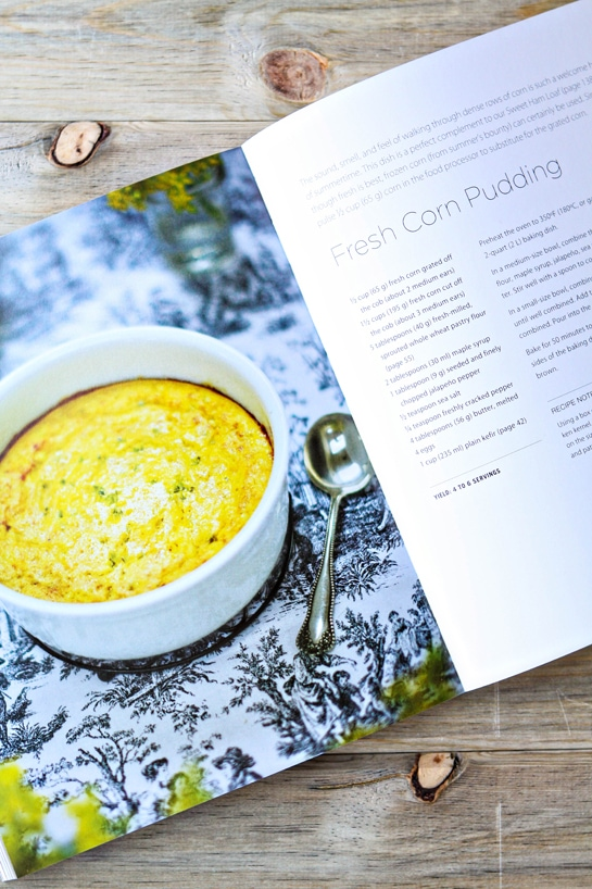 Back to Butter Cookbook Giveaway