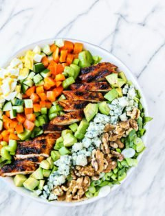 Buffalo Chicken Cobb Salad