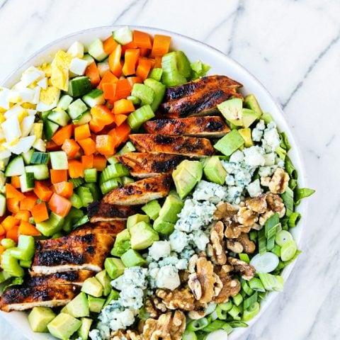 Buffalo Chicken Cobb Salad
