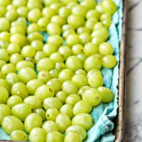 How to Freeze Grapes for Snacks and Smoothies