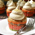 goodlife eats gluten free oatmeal cookie cupcakes