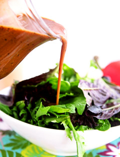 3 Simple Salad Dressings