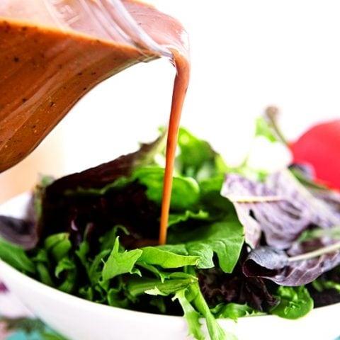 Simple Salad Dressings