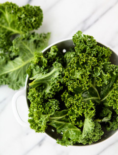 How to Freeze Kale - tips and kale recipe ideas