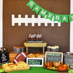 Football Homegating Party Tips