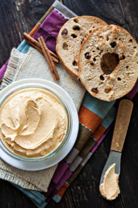 Whipped Pumpkin Cream Cheese - Recipe