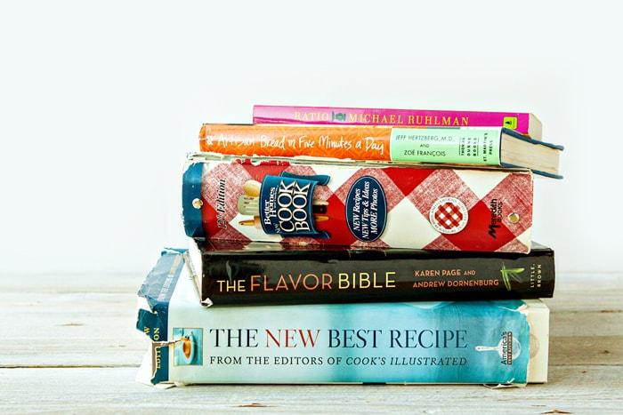 5 Favorite Kitchen Reference Books