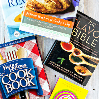 5 Favorite Kitchen Reference Books