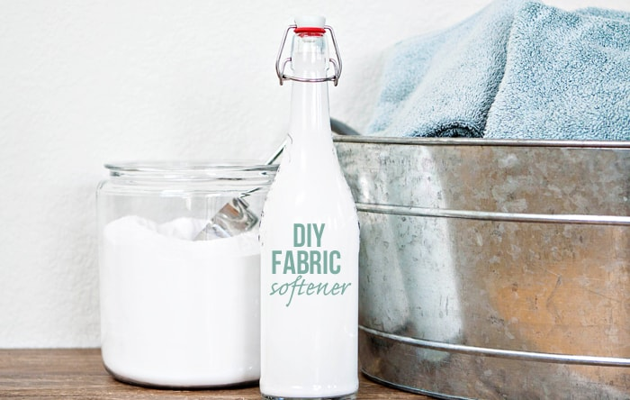 DIY Homemade Fabric Softener, Deodorizer, and Degreaser