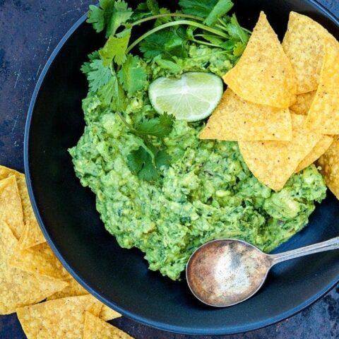 5 Minute Basic Guacamole