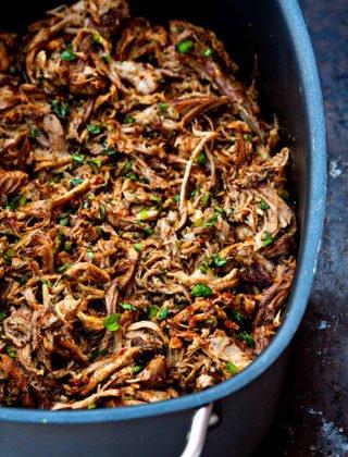 Slow Cooker Southwestern Pulled Pork