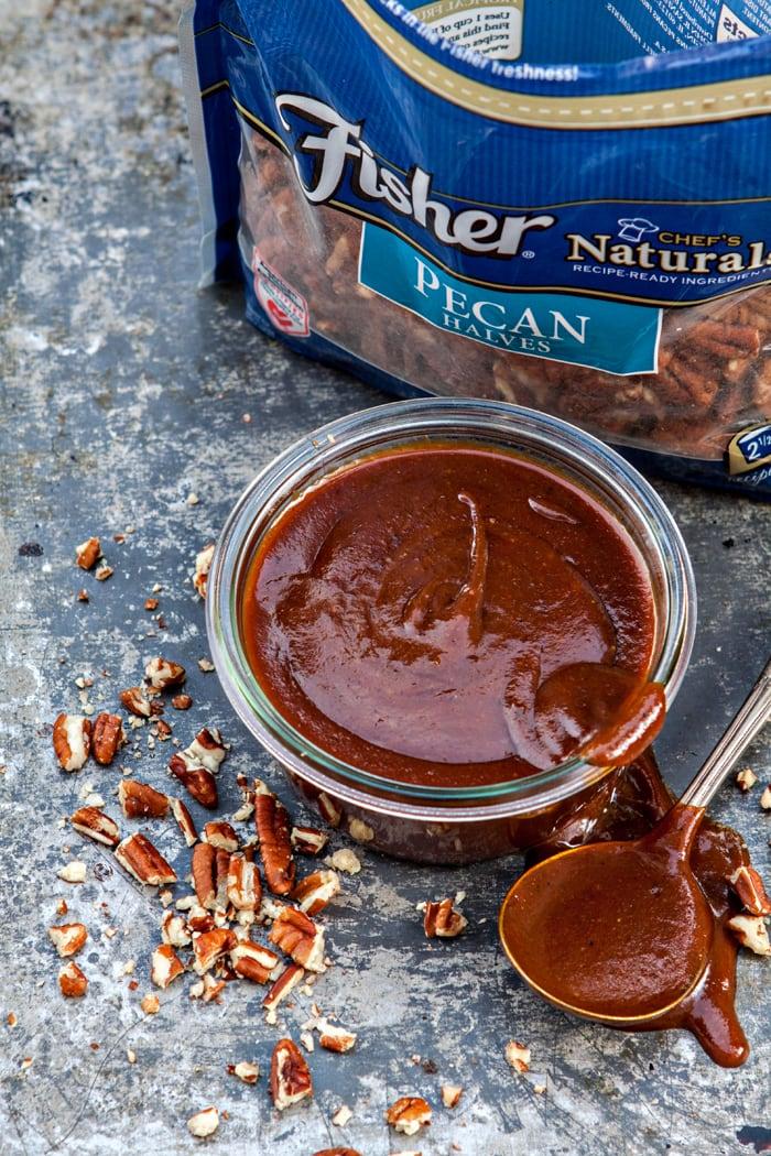 honey bbq sauce for chicken sliders