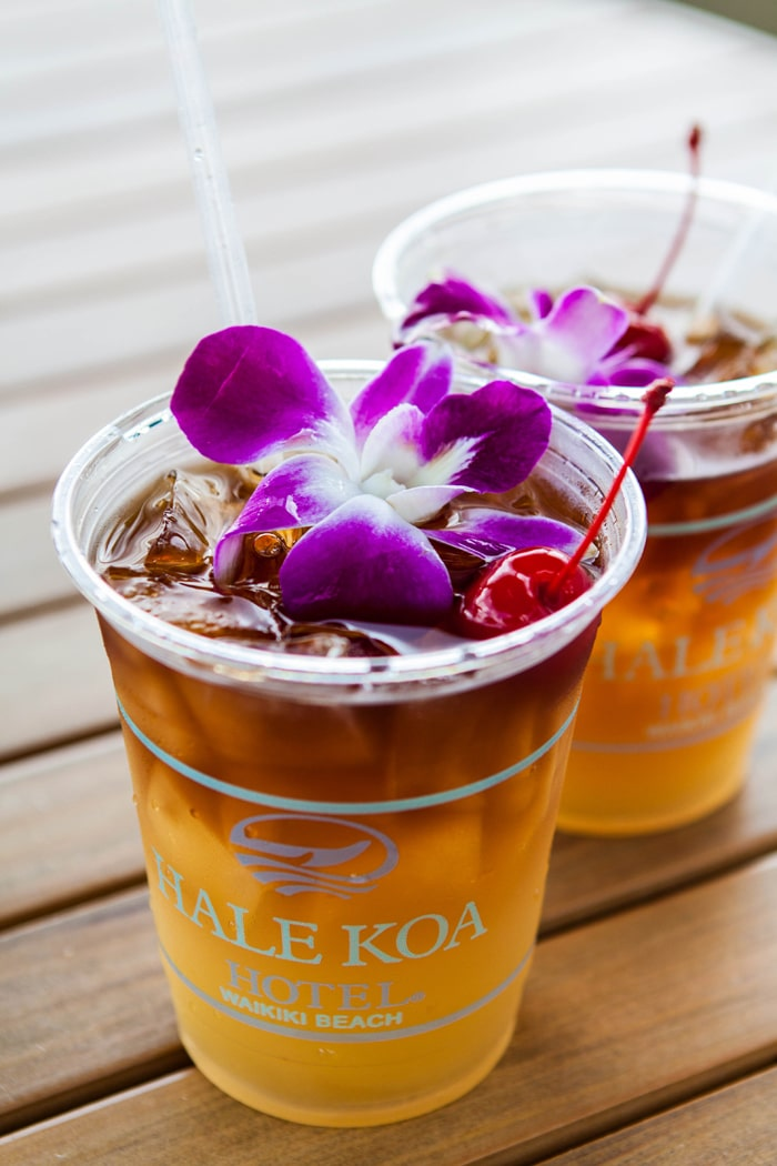 Hale Koa Mai Tai Recipe Photo