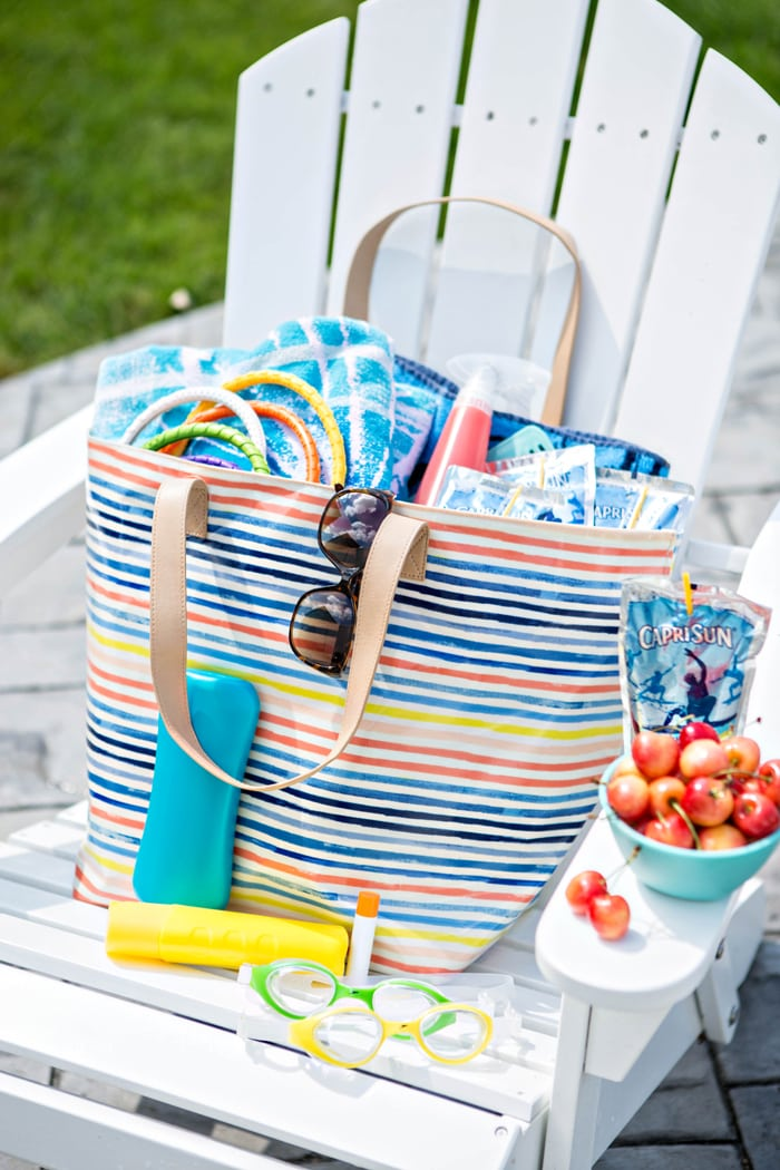One Ing Slushie And Pool Bag Essentials