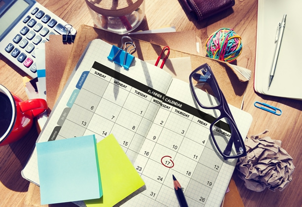 4 Easy Ways to Simplify Your Family Routine on Busy Days: Create a Kids' To-Do List, Simplify Snack Time, Family Calendar, and Down Time