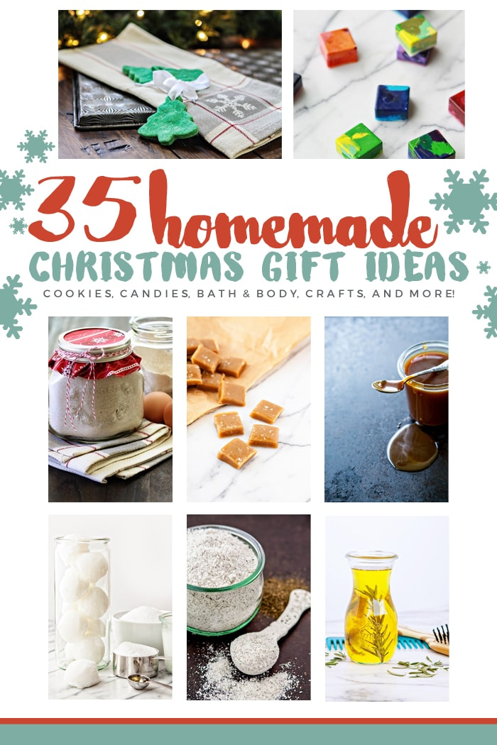 35 homemade christmas gift ideas good life eats