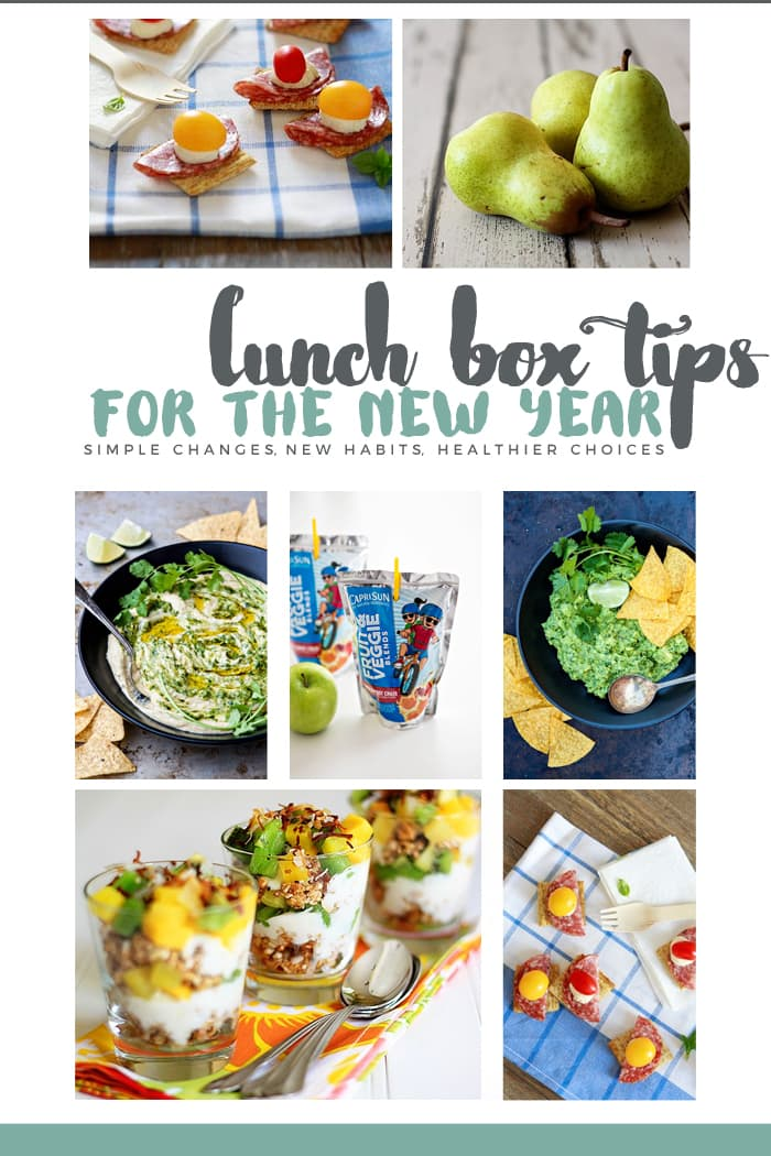 Lunchbox Tips for the New Year