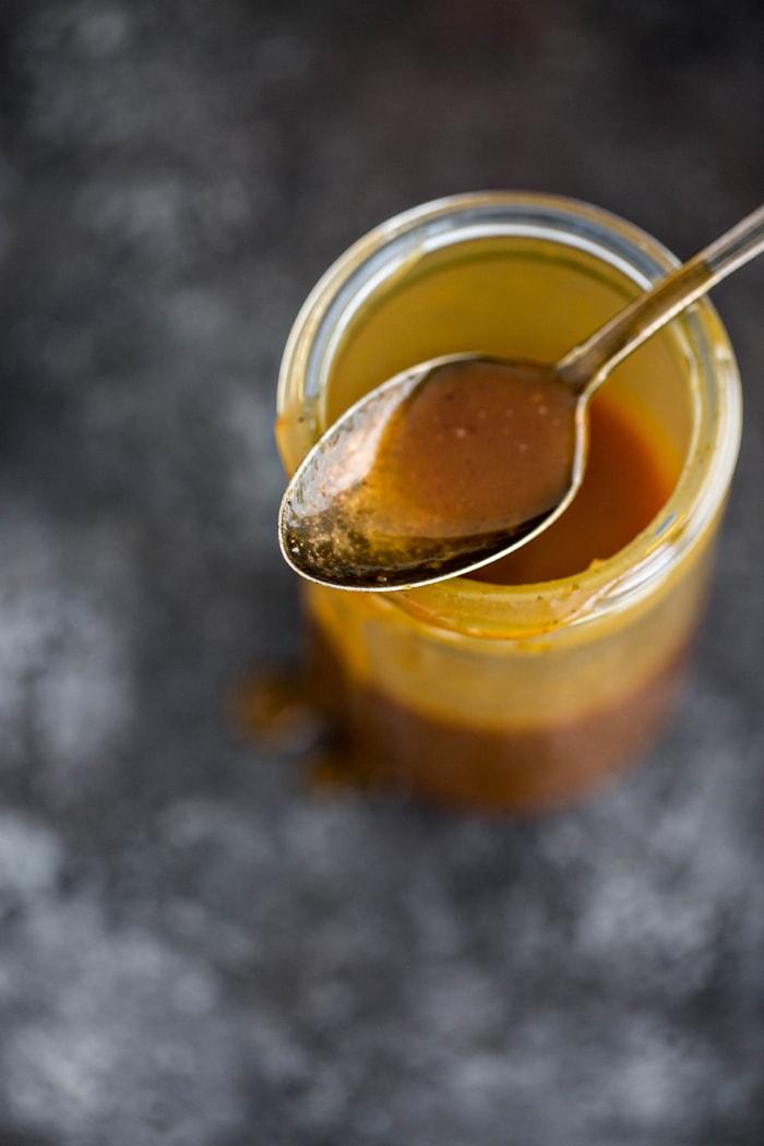 homemade pumpkin spice sauce