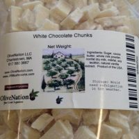 White Chocolate Chunks