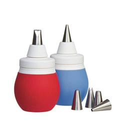 8-Piece Frosting Bulb Decorating Kit