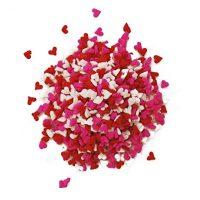 Mini Valentines Hearts Sprinkles