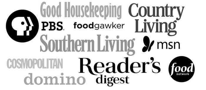 Good Life Eats Press Features Logo