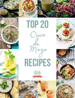 Check out our Reader Favorite Top 20 Cinco de Mayo Recipes! These ideas will help you build a party menu that will keep your guests coming back for more . . . and even more.
