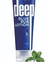 Deep Blue Rub Lotion
