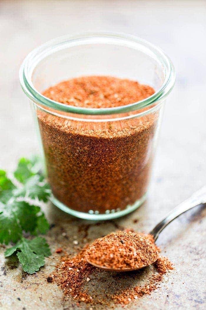 Easy Taco Seasoning Recipe Homemade Spicy Good Life Eats