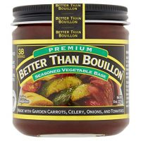 Better Than Bouillon Seasoned Vegetable Base