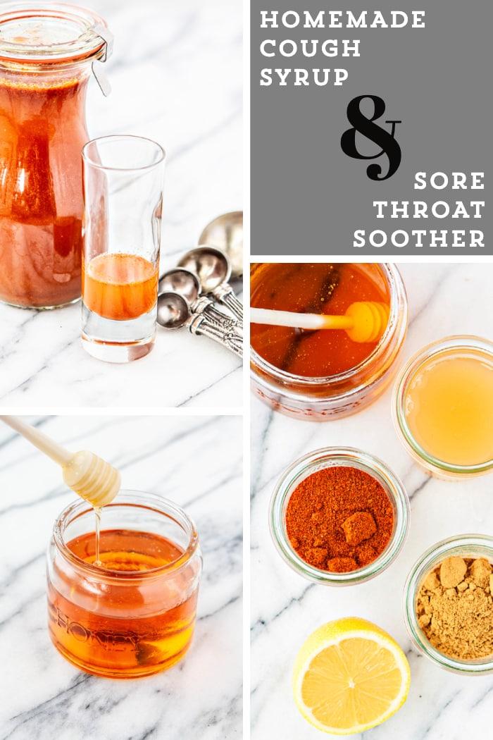 Homemade Cough Syrup Natural Cough Medicine Good Life Eats