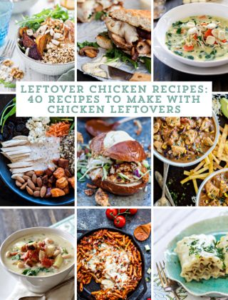 chicken leftovers