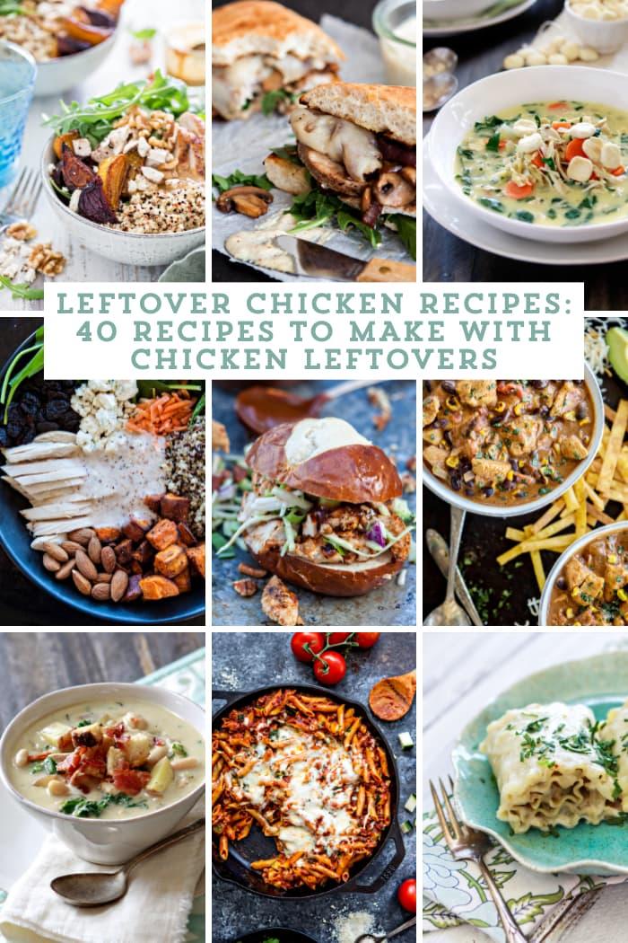 chicken leftovers