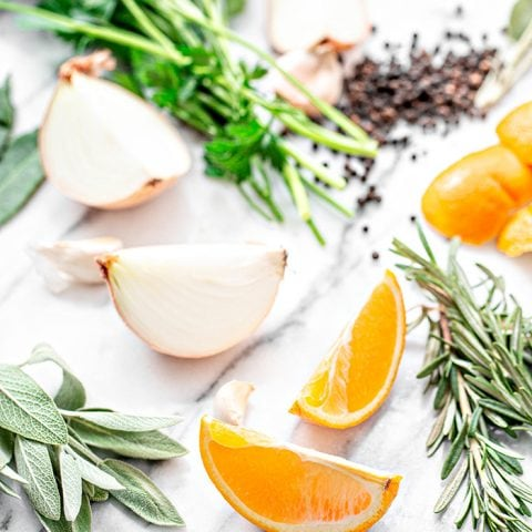 Fresh Herb and Citrus Turkey Brine